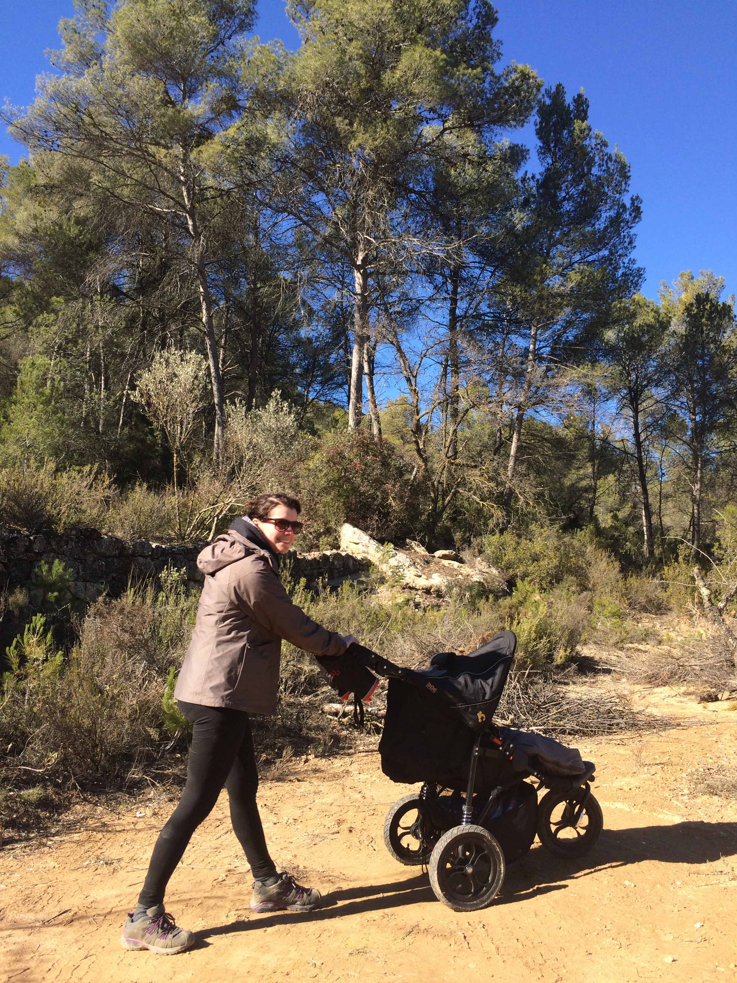 Out 'n' About Pushchair