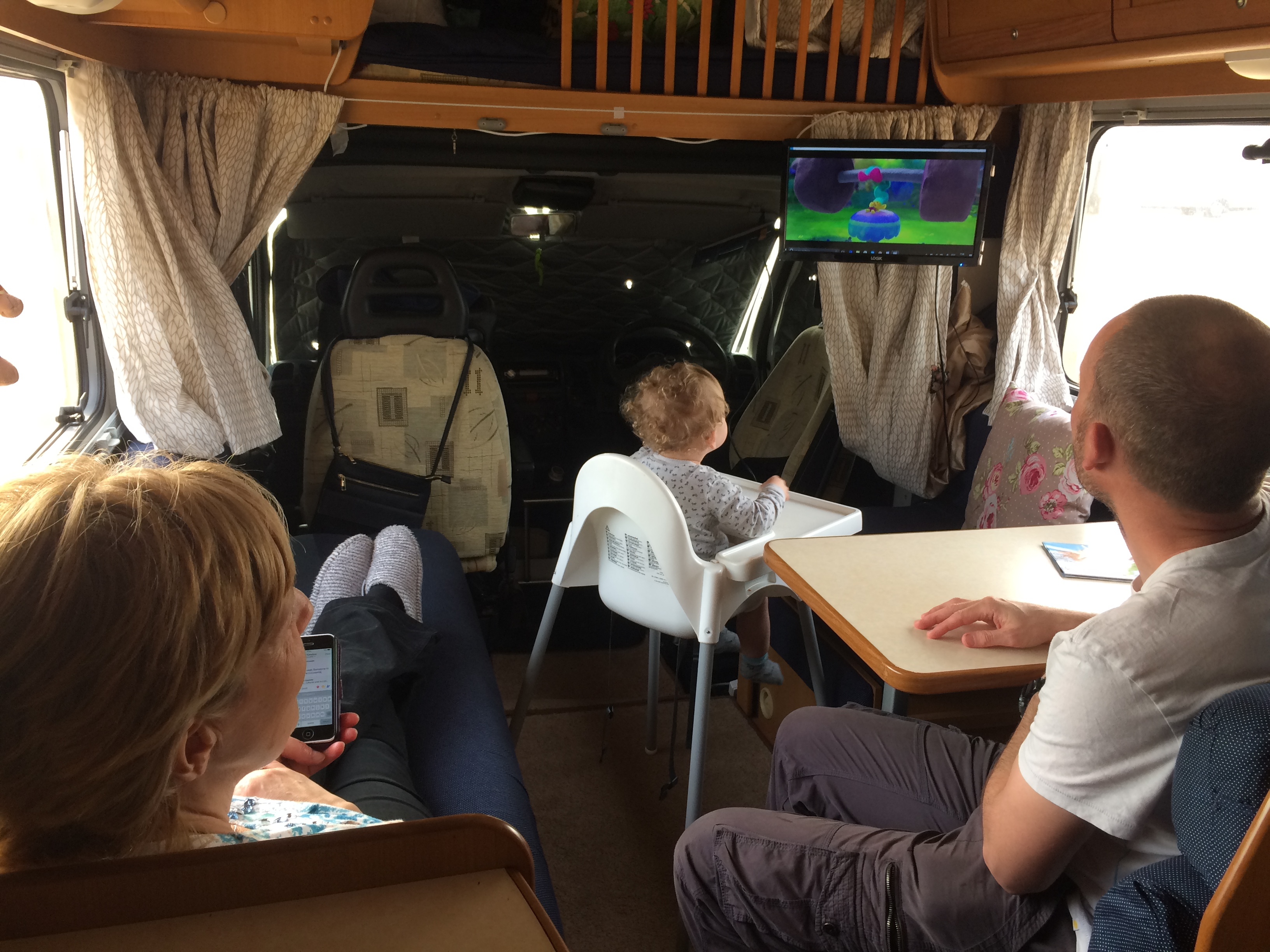 Travel As They Grow Motorhome life