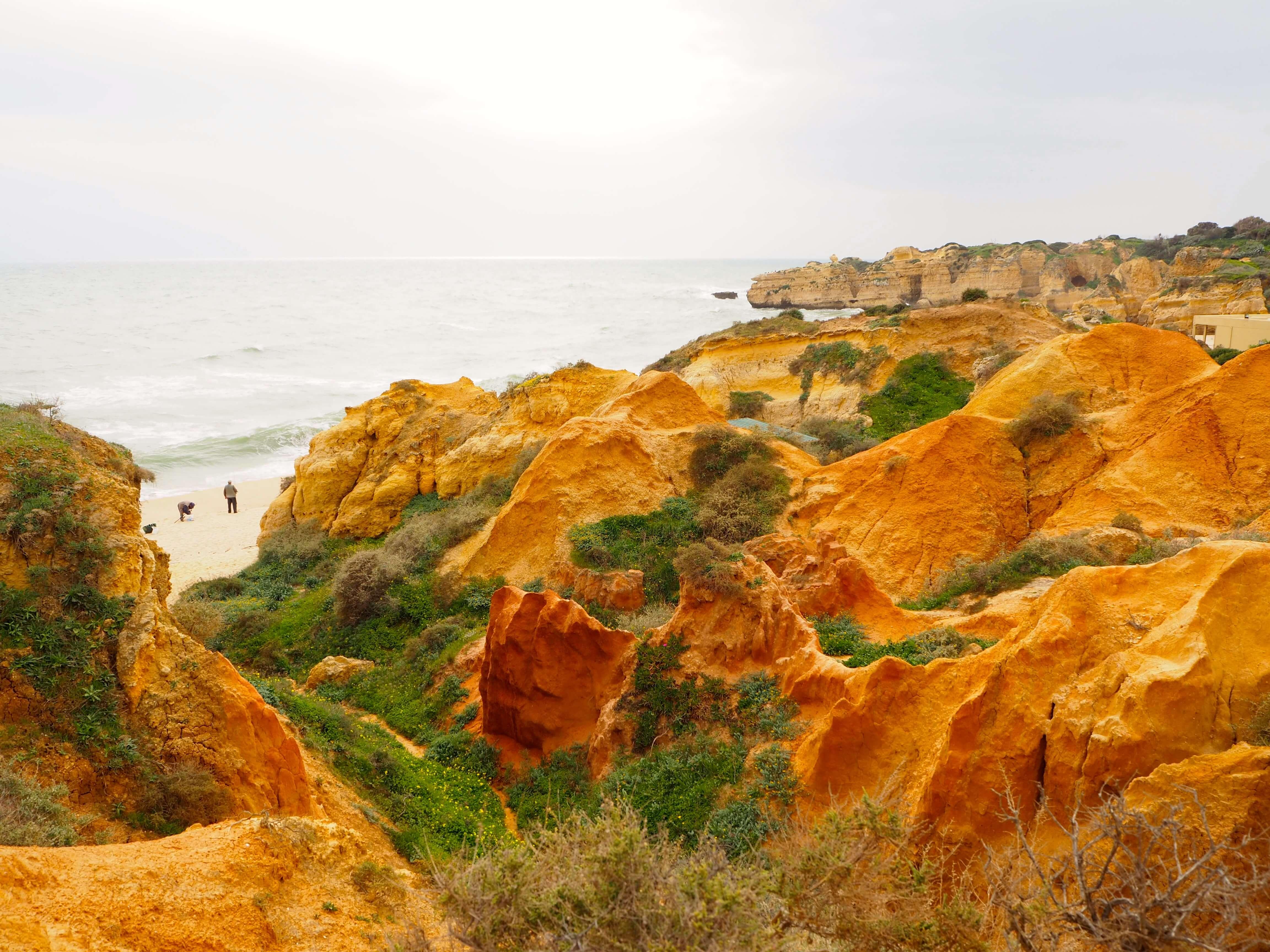 Wild Camping Algarve